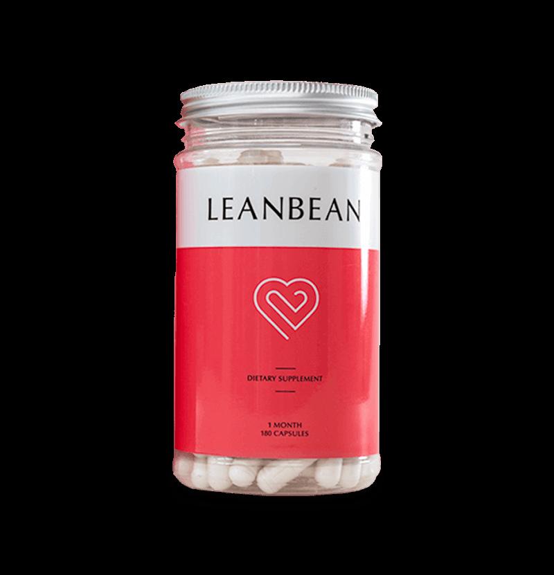 A single bottle of Leanbean Official