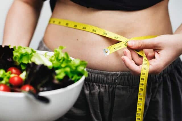 How Will You Notice Your Weight Loss? Measuring tape