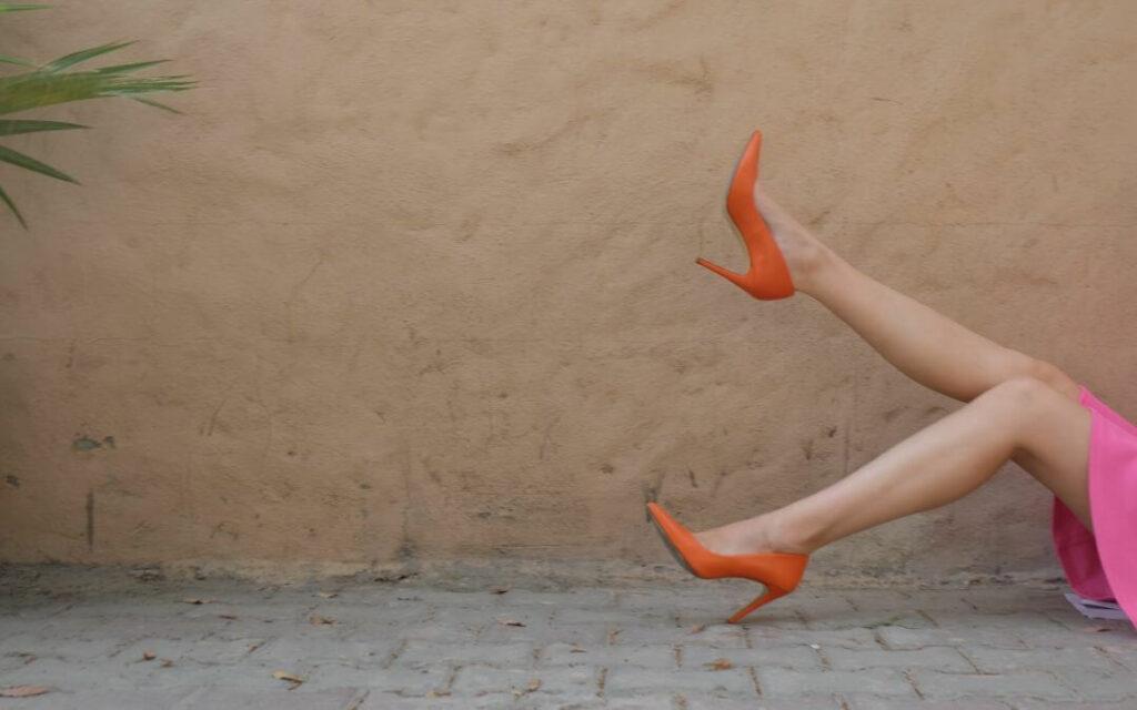 Dressing for longer legs