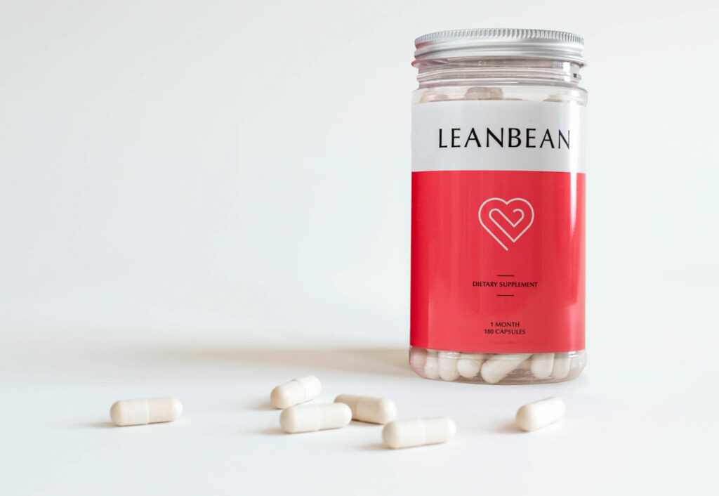 A daily dose of Leanbean contains 3g of glucomannan