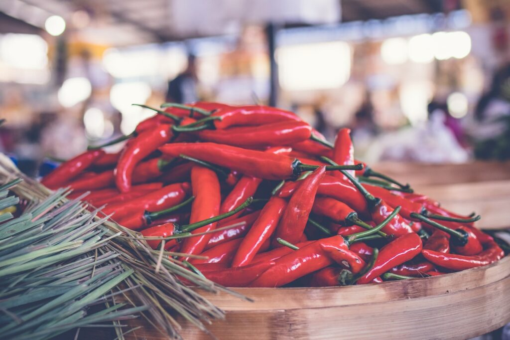 Chillies are powerful thermogenics