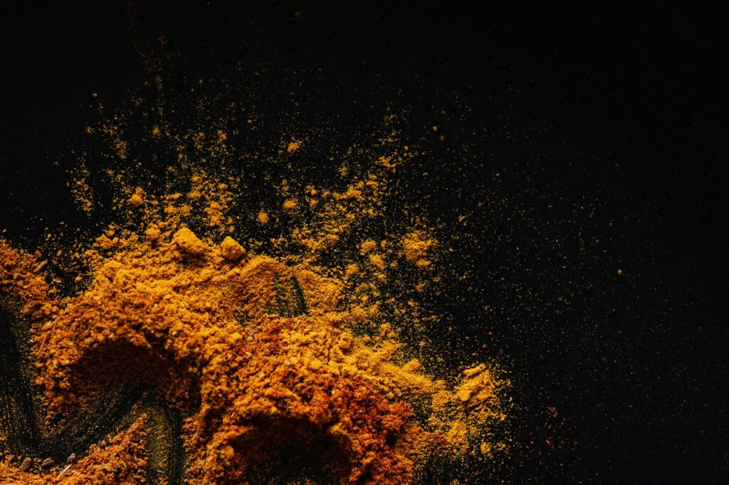 Some turmeric: A great natural thermogenic
